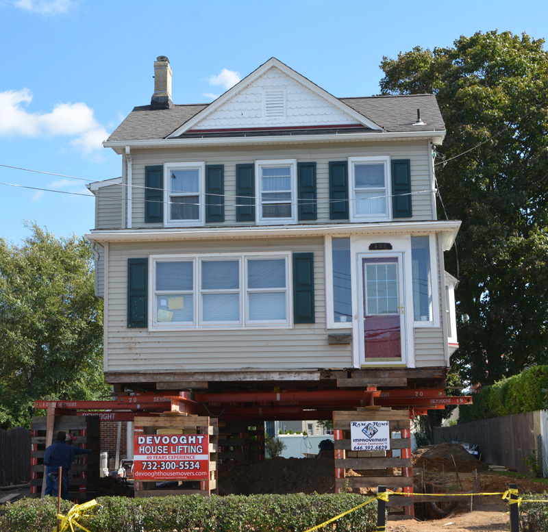 House Lifting Architects Monmouth County