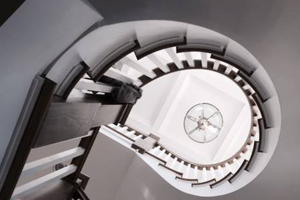 Anthony M. Condouris Architect, Inc. Staircase